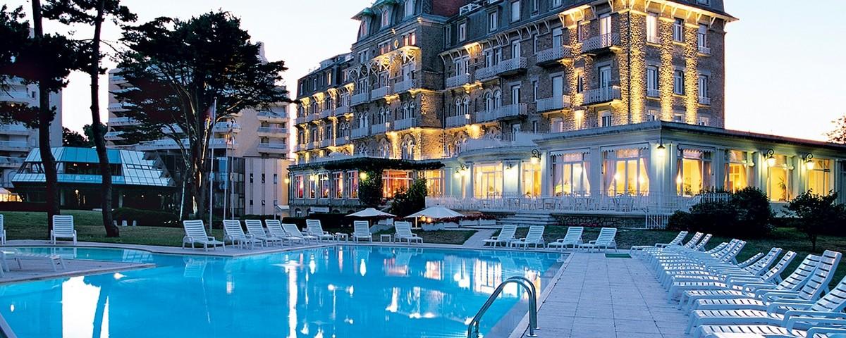 La Baule:Hotel Royal Thalasso Barriere