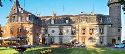 Rouffach:Château d'Isenbourg