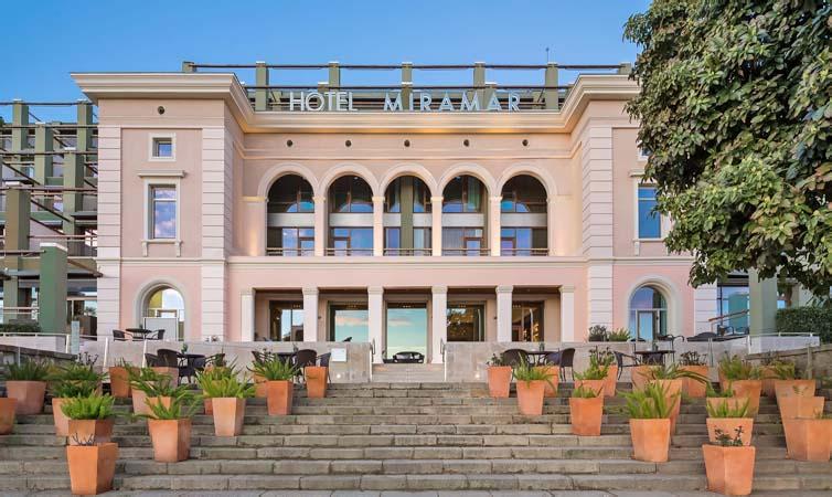Barcelona:Hotel Miramar Barcelona GL