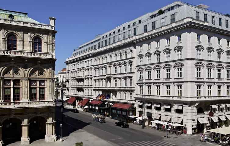 Vienna:Hotel Sacher Wien