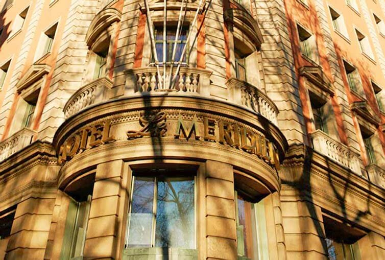 Barcelona:Hotel Le Meridien Barcelona