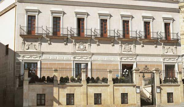 Salamanca:NH Palacio de Castellanos