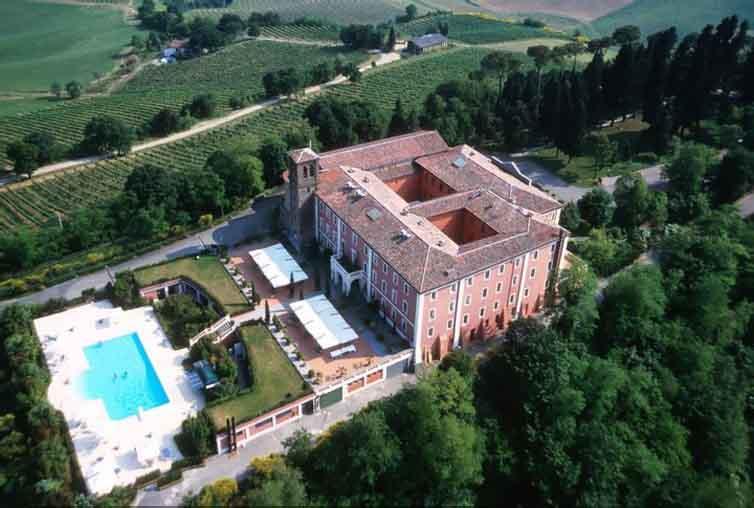 Dozza:Hotel Monte del Re