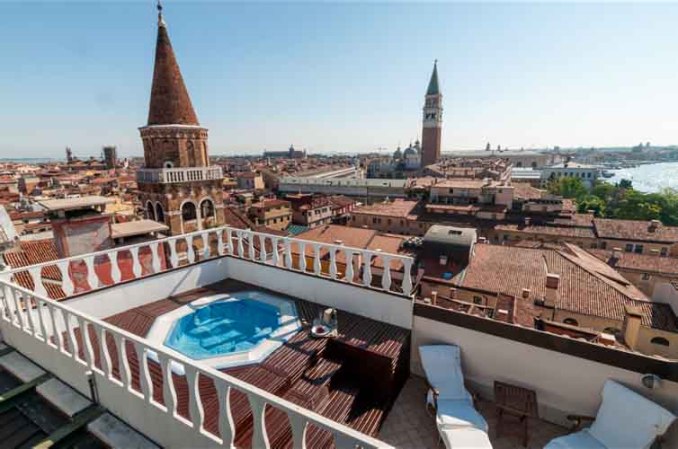 Star Hotels In Venice Near St Marks Square
