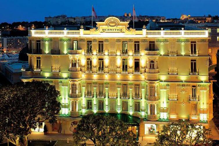 Montecarlo:Hotel Hermitage
