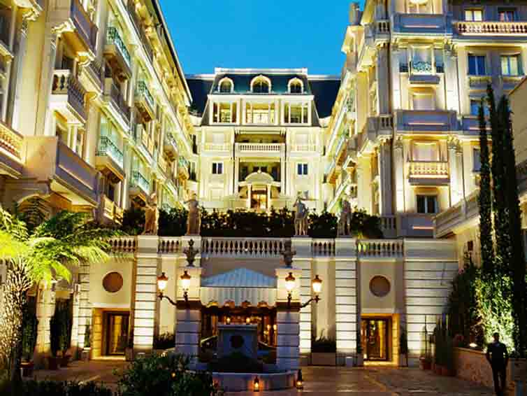 Montecarlo:Hotel Metropole