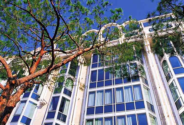 Montecarlo:Hotel Port Palace