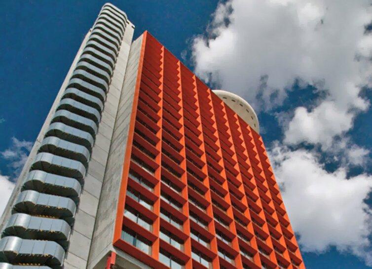 Barcelona:Hesperia Tower