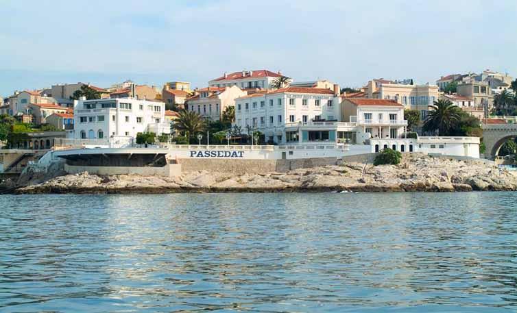 Marseille:Le Petit Nice-Passedat