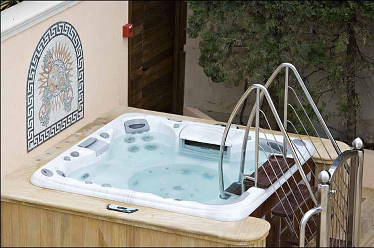 Hotel Spa Porquerolles