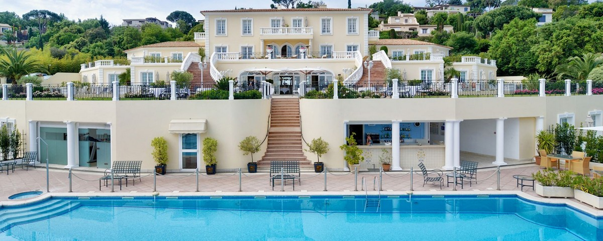 Gassin:The Althoff Hotel Villa Belrose