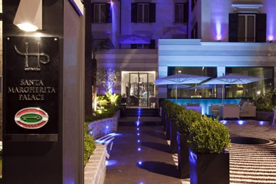 Santa Margherita Ligure:Hotel Santa Margherita Palace