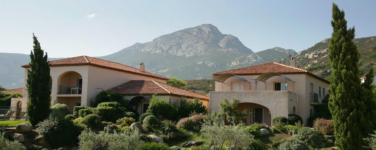 Calvi:Hotel La Villa