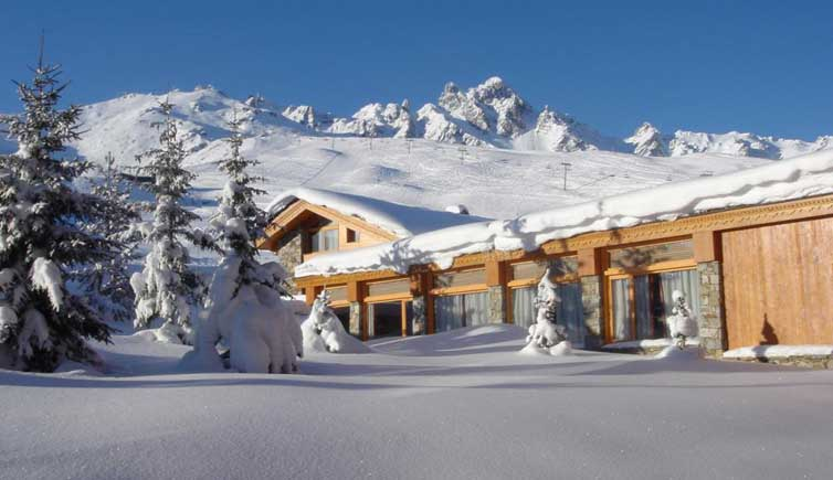 Courchevel:Hotel Annapurna