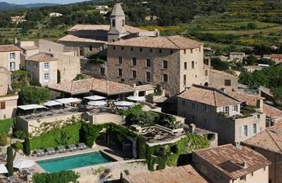 Crillon-le-Brave:Crillon le Brave Relais & Chateaux