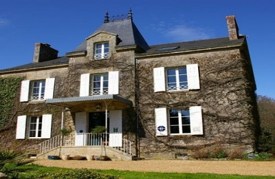 La Roche Bernard:Domaine de Bodeuc