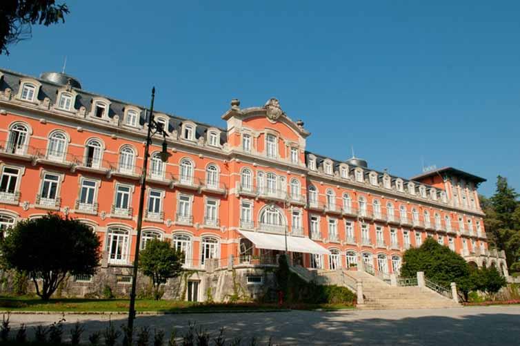 Vidago:Vidago Palace Hotel