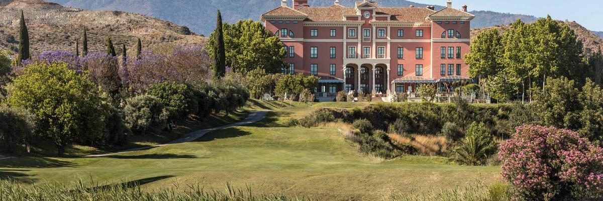 Marbella:Hotel Villa Padierna