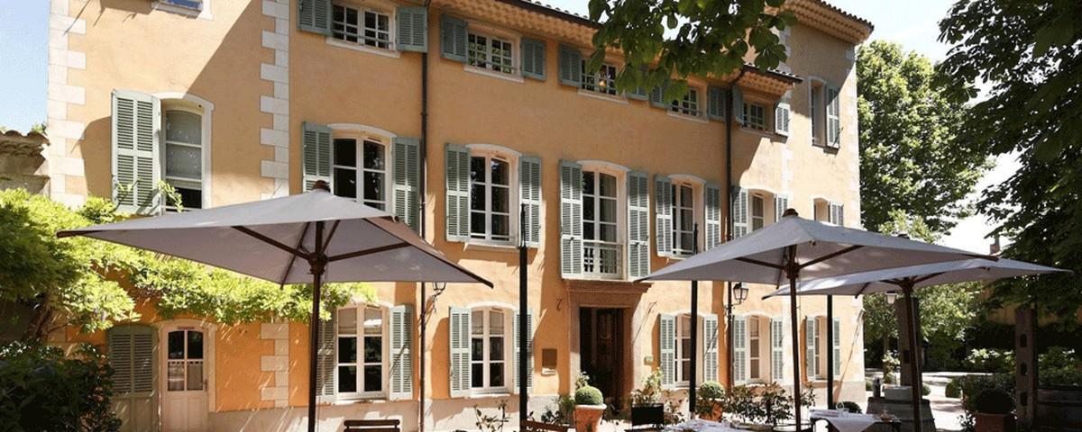 La Celle:Hostellerie de l´Abbaye de La Celle