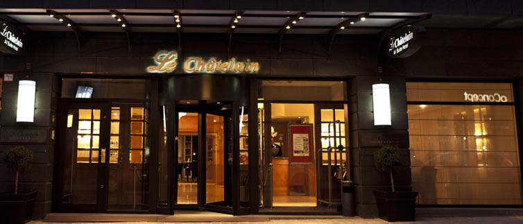 Brussels:Hotel Le Chatelain