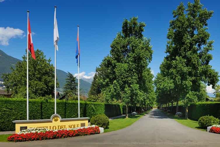 Ascona:Castello del Sole Beach Resort & Spa