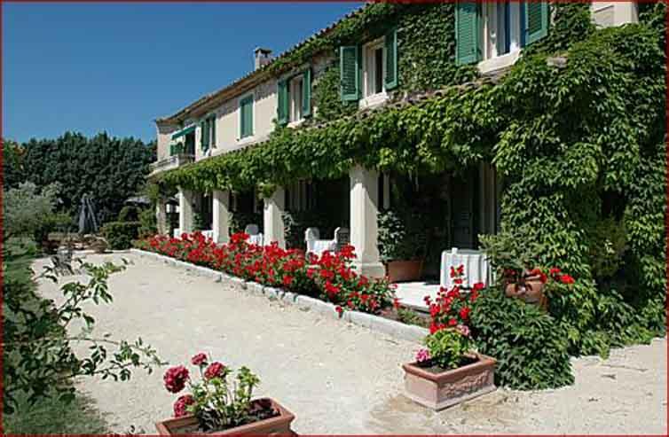 Graveson en Provence:Le Moulin d' Aure