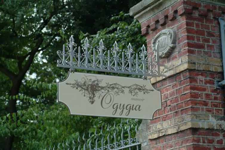 Poperinge:Manoir Ogygia