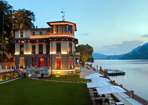 Blevio - Lake Como:Casta Diva Resort & SPA