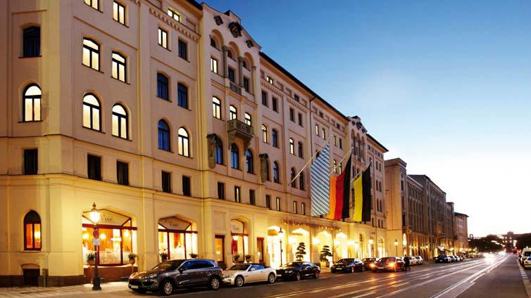 Munich:Vier Jahreszeiten Kempinski München