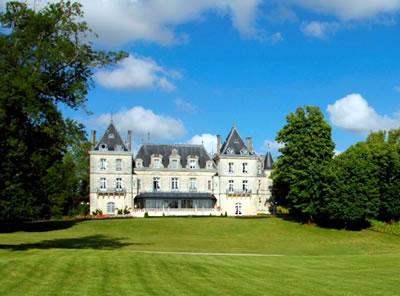 Mirambeau:Chateau de Mirambeau