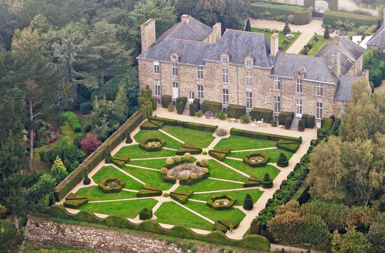 Bazouges la Perouse:Chateau de La Ballue