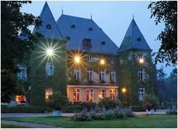 Lunéville:Chateau d'Adomenil