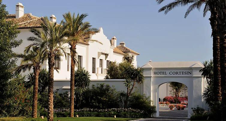Malaga:Hotel Finca Cortesin