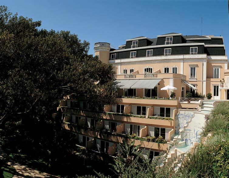 Lisbon:Lapa Palace
