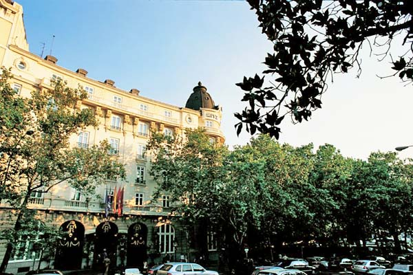 Madrid:Hotel Ritz - Madrid