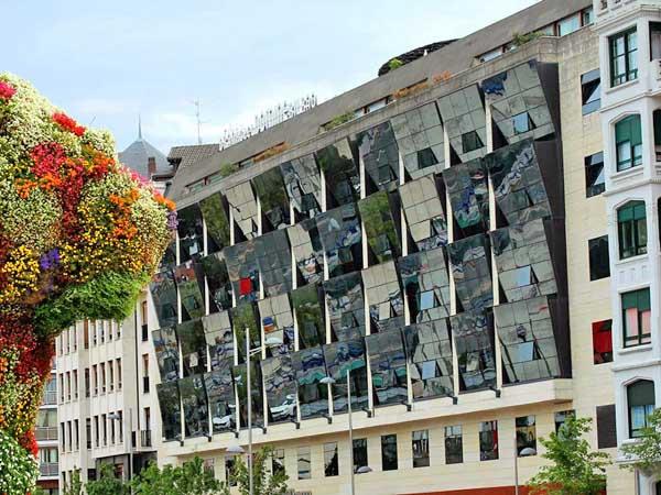 Bilbao:Gran Hotel Domine Bilbao