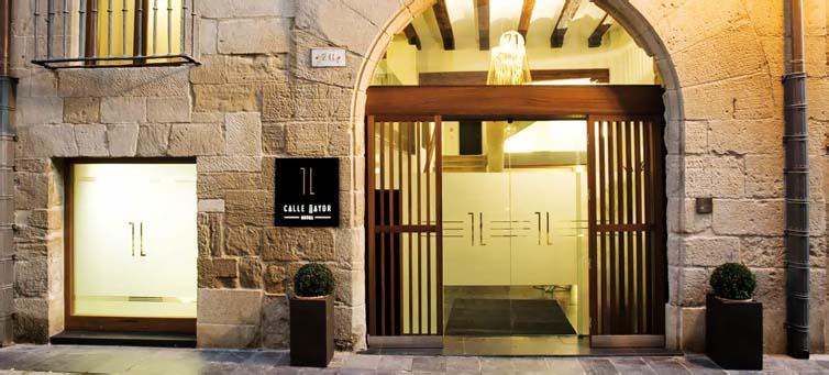 Logrono:Hotel Calle Mayor