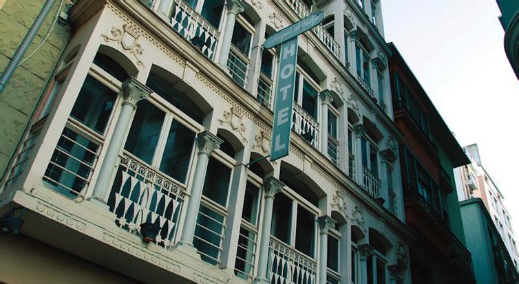 Logrono:Hotel Marqués de Vallejo