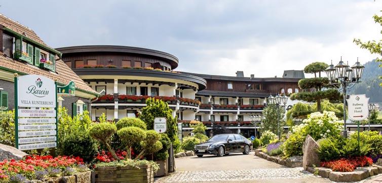 Baiersbronn:Hotel Bareiss