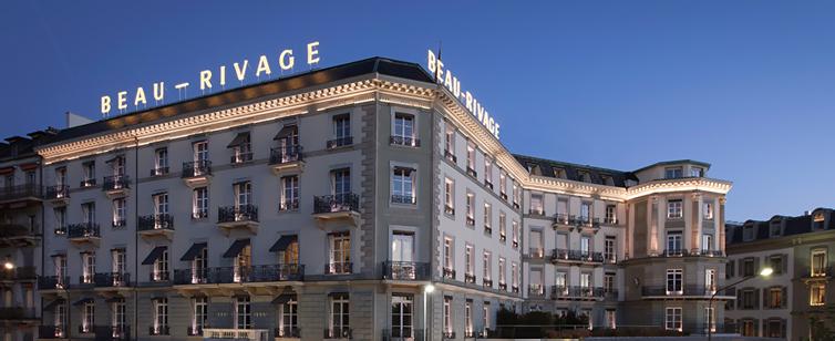 Geneva:Hotel Beau Rivage