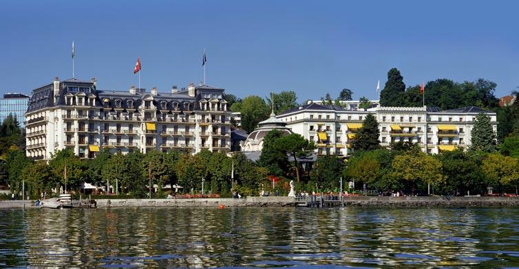 Lausanne:Beau-Rivage Palace