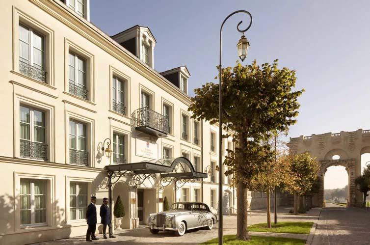 Chantilly:Auberge du Jeu de Paume