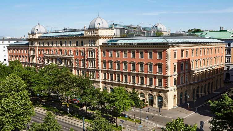 Vienna:Palais Hansen Kempinski Vienna