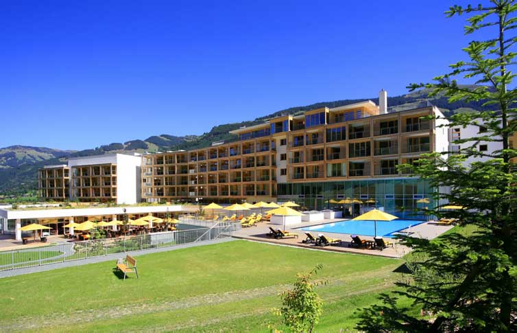 Kitzbuhel:Kempinski Hotel Das Tirol