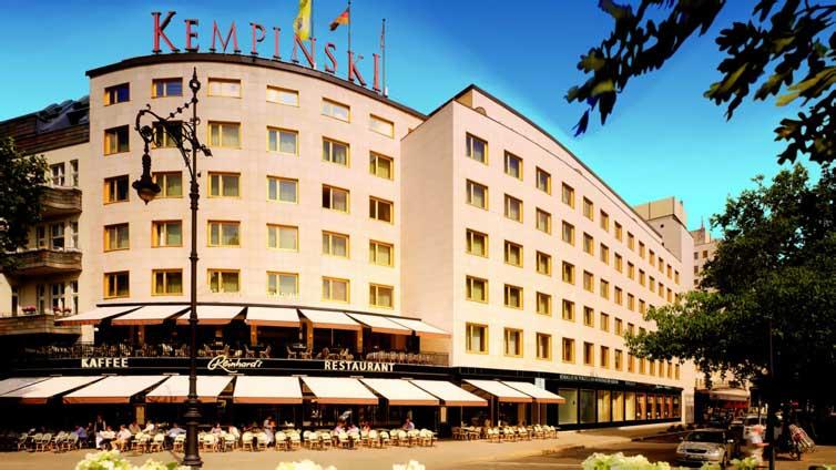 Berlin:Kempinski Hotel Bristol Berlin