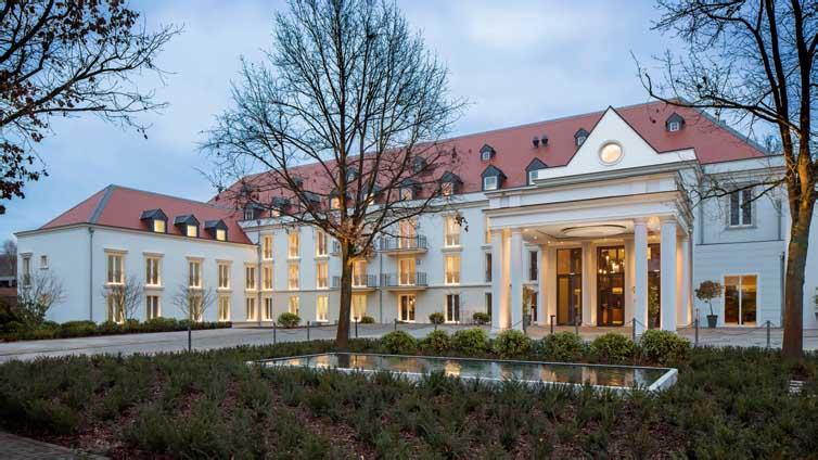 Frankfurt:Kempinski Hotel Frankfurt