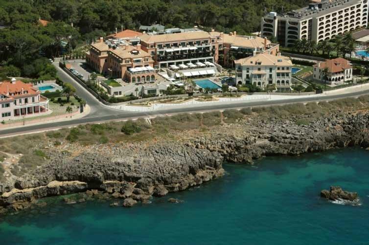 Cascais:Grande Real Villa Italia Hotel & Spa