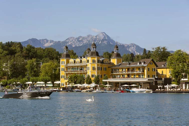 Velden am Wörthersee:Falkensteiner Schlosshotel Velden