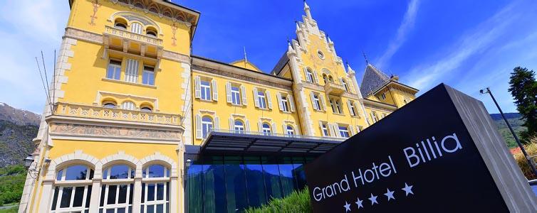 Breuil Cervinia:Grand Hotel Billia