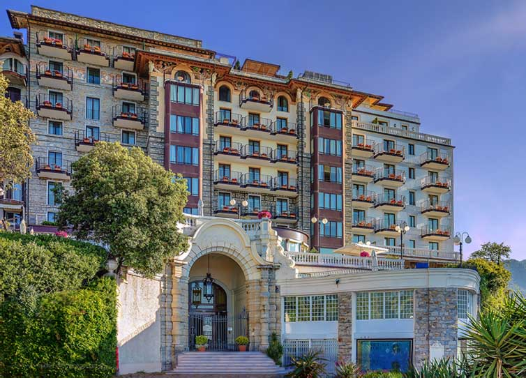 Rapallo:Excelsior Palace Hotel